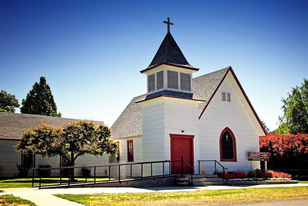 church insurance Fayetteville AR